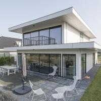 Luxurious, waterfront design villa, located near Harderbos