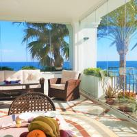 LUXURY APARTMENT FRONTAL TO THE SEA IN ESTEPONA DONCELLA BEACH