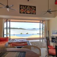 5 Bedroom Seafront Villa Phanghan