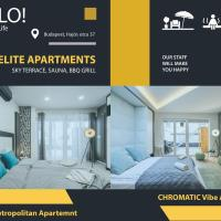 BpR Elite Apartments - Sky Terrace