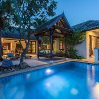 24-Villa Bijou-Deluxe 3-bed villa in #1 Samui Location!
