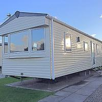 Holiday Caravan at Fleetwood