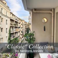 "Nestor&Jeeves - ""Villa Harmonie Terrasse"" - Close to hyper center - Spacious"