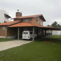 Casa de lazer na praia do cumbuco