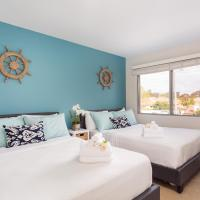 CLOSE TO THE BEACH Suite W/ Parking