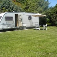 Modern Caravan With All The Home Comforts
