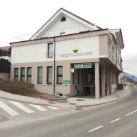 Hotel Oskar, hotel in Hrib-Loški Potok