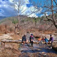 Red Berry Riverview Homestay by OK North East in Shergaon, Arunachal Pradesh