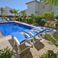 VILLA FAVOR - 3 BED WITH POOL CLOSE TO NISSI BEACH AYIA NAPA