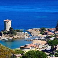Giglio Castello Villa Sleeps 2 WiFi
