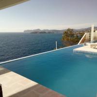 SeaFront VIP Villa in Port Adriano