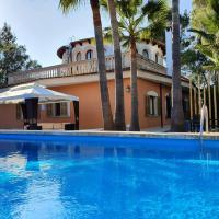 Villa Falcón Crest