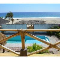 Casa con playa Acapulco (barra de coyuca)
