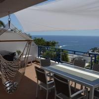 Fully equipped modern apartment with briliant ocean view - Taurito
