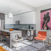 Spacious 2BR + Gym in City Center