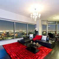Urban Downtown LA City View Penthouse