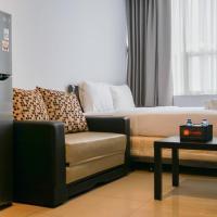 Spacious Studio Apartment at Pasar Baru Mansion By Travelio