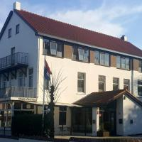 Zorn Hotel Duinlust, viešbutis mieste Nordveikas
