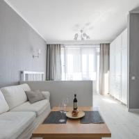 Prime Host apartments in Savelovsky City at 22 Floor