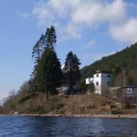 Lochside Hostel, Loch Ness