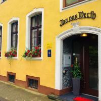 Hotel Jan van Werth, hotel in Koblenz