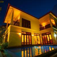 Resort Villa Furama Beach 3 bedroom Da Nang