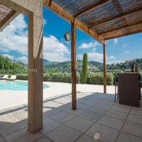 "Sunlight Properties - ""Villa Mimosa"" - Peaceful - Pool and Views"