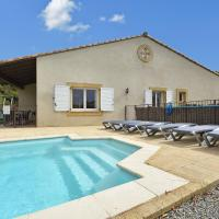 Welcoming Villa with Jacuzzi in Montburn-des-Corbieres