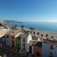 CS92 Gran apartamento con 2 terrazas y vista Mediterráneo