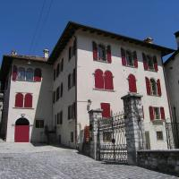 Panfilo Castaldi, romantica Feltre