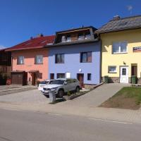 Apartmán Pivoňka