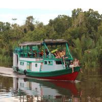 houseboat kelotok bee