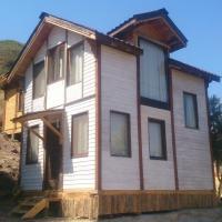 Bodrum Wooden House