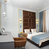 Дизайн Отель Сенатор