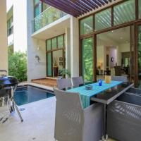 4-Bedroom House with Golf Course View & Private Pool