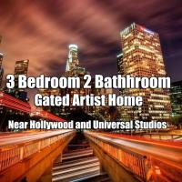 Artist House & Guest House Near Hollywood & Universal Studios