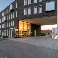 Leopold Hotel Oudenaarde, hotel in Oudenaarde