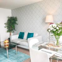 Prime location apartment with self check-in and balcony - Sleeps 4
