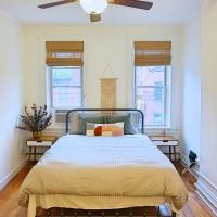 Hamilton Park Cottage! Sleep 4 - Large 1 BD+Office