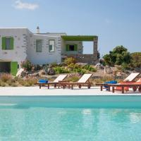 Villa Aeolos with 2 private pools