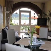Apartment mit Seeblick und direktem Seezugang
