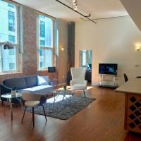 Spacious Urban Designer Loft