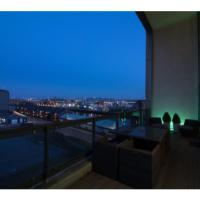 Stunning 3 BR Penthouse Apartment, River View