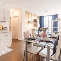 Stylish Chic City Center Apartment