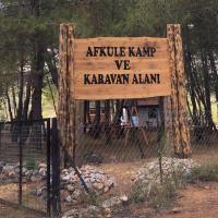 Afkule Camp&Caravan, מלון בKayakoy