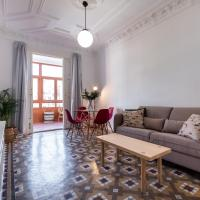 MODERNIST AND ELEGANT APARTMENT IN BCN CITY CENTER