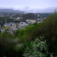 Просторная квартира с панорамным видом