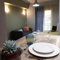 Renovated apartment close to Exarchia square