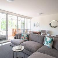 DEEP-CLEANED Bright Luxurious Apartment 2 mins away from the Melbourne Museum