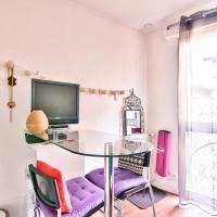 Large studio in the heart of Les Carmes area